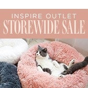 Inspire Outlet Storewide Sale