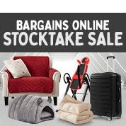 Bargains Online Stocktake Sale