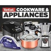 Tefal Cookware & Appliances