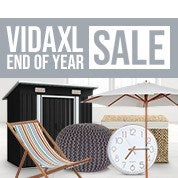 vidaXL End Of Year Sale
