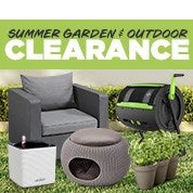 Summer Garden & Outdoor Clearance