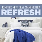 Kingtex New Year Manchester Refresh