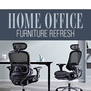 Home Office Furniture Refresh