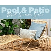 Pool & Patio Mid-Season Sale