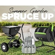 Summer Garden Spruce Up