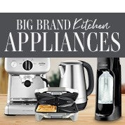 Big Brand Kitchen Appliances