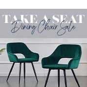 Take A Seat Dining Chair Sale