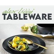 Alex Liddy Tableware