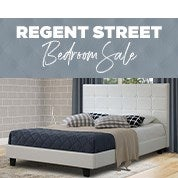 Regent Street Bedroom Sale