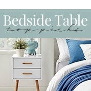 Bedside Table Top Picks