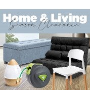 Home & Living Season Clearance