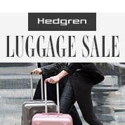 Hedgren Luggage Sale