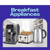 Breakfast Time: Appliance Sale