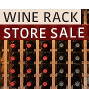 Wine Rack Store Sale