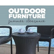 Outdoor Furniture Summer Clearance