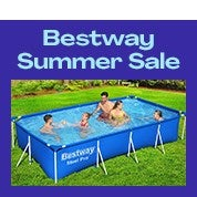 Bestway Summer Clearance
