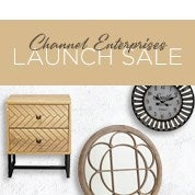 Channel Enterprises Launch Sale