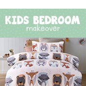 Kid's Bedroom Makeover