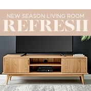 New Season Living Room Refresh