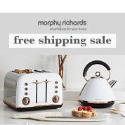 Morphy Richards Free Shipping Sale