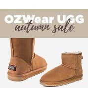 OZWear UGG Autumn Sale