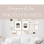 Cooper & Co. Photo Frames