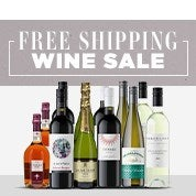 Free Shipping Wine Sale