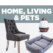Home, Living & Pets