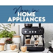 New In: Home Appliances