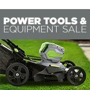 Power Tools & Equipment Sale