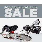 Autumn Garden Sale