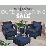 Autumn Outdoor Living Sale