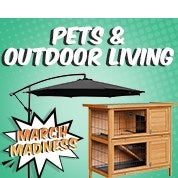 Pets & Outdoor Living