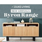 New Arrivals: DukeLiving Byron Range