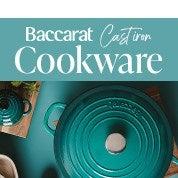 Baccarat Cast Iron Cookware