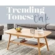 Trending Tones: Oak