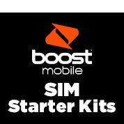 Boost Mobile SIM Starter Kits