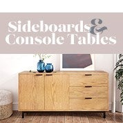 Sideboards & Console Tables