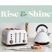 Rise & Shine Sale