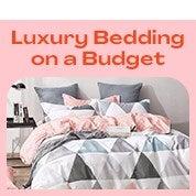 Luxury Bedding Refresh