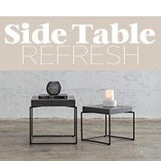 Side Table Refresh