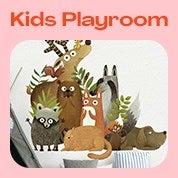 Kids' Playroom Refresh