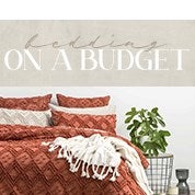 Bedding On A Budget