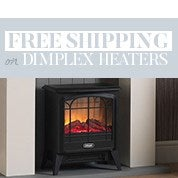 Free Shipping on Dimplex Heaters