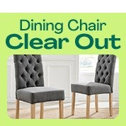 DukeLiving Upholstered Dining Chairs