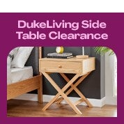 DukeLiving Bed Side Tables