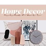 Home Decor Makeover