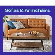 Comfortable Sofas and Armchairs