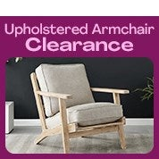 DukeLiving Armchair Clearout