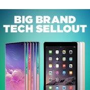 Big Brand Tech Sellout